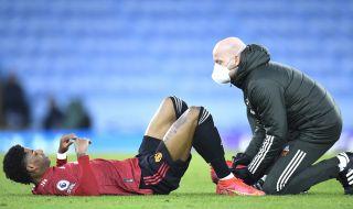 Рашфорд се завръща за Юнайтед през следващия месец - 1