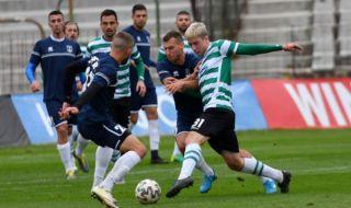 Черно море преотстъпи футболист във Втора лига