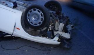 Млад мъж загина при катастрофа в Силистренско