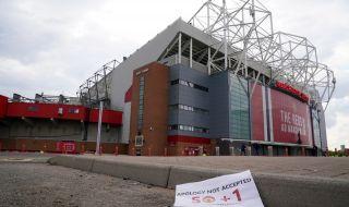 Войната между феновете на Манчестър Юнайтед и собствениците на клуба продължава
