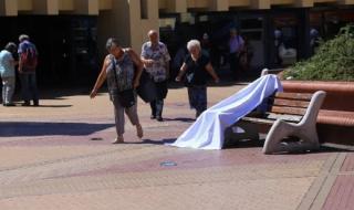 Страшна трагедия на Централна гара в София