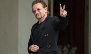 U2 подари своя песен на лекарите... на Италия... на всички, които... (ВИДЕО)