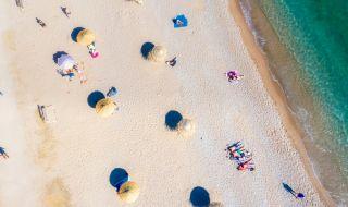 Гърция въведе ограничения за плажуващите - 1