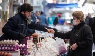 Турция наложи ограничения в магазините и автобусите