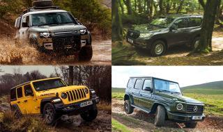 Осемте най-добри офроуд автомобила за 2020-а (ЧАСТ I)