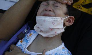 Силна експлозия в тайландски химически завод