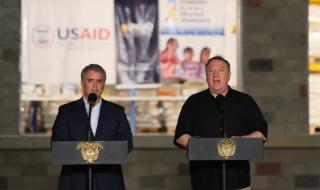 САЩ няма да правят компромиси с Мадуро