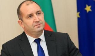 Радев: Импийчмънт срещу мен няма да напълни язовирите, а площадите