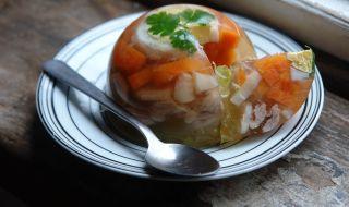 Рецепта на деня: Желирана салата