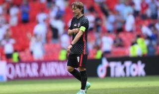 UEFA EURO 2020: Хърватите се чудят каква трябва да бъде позицията на Модрич на терена