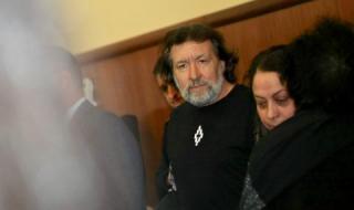 Банев проплака от ареста