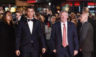 """Сър Алекс Фъргюсън: Роналдо отново заслужава """"Златната топка"""" - 1"""