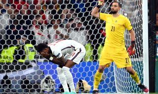 UEFA EURO 2020: Арестуваха четирима за расистки обиди към английски футболни национали