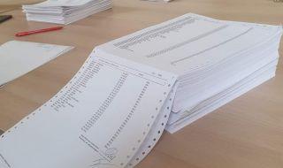 Ето коя е най-голямата изборна секция в България