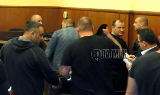 Пуснаха двама от свирепа банда за рекет от Бургас под домашен арест
