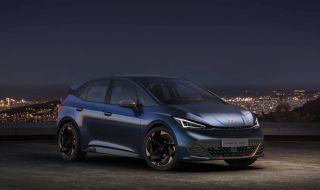Cupra показа първия си електрически автомобил