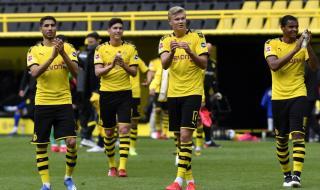 Борусия Дортмунд с нов ценен успех и притисна Байерн Мюнхен