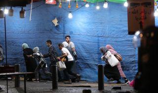 Големи сблъсъци в Израел