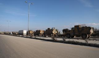 В Сирия отново заработи ключова пътна артерия