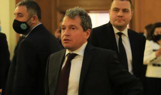 Тошко Йорданов: Джипко Бибитков за пореден път не дойде в парламента