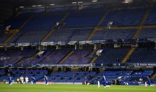 Челси громи в Шампионската лига пред погледа на Абрамович