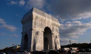 Проектът на Кристо в Париж: мечтата догонва мечтателя - 1