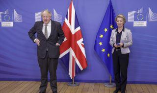 Споразумението между Великобритания и ЕС става факт утре