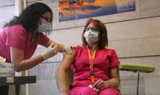 Поставиха първата ваксина