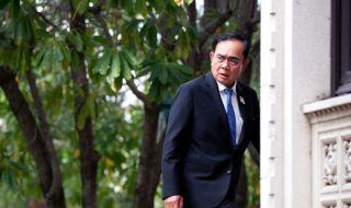 Голям успех за премиера на Тайланд