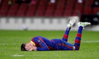 Барселона даде жертва след обрата срещу Севиля