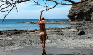 Бившата на Роналдо подлуди мъжете с голи снимки - 1