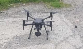 С дрон ще мерят температурата на циганите в гетата в Бургас