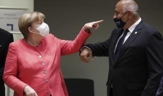 Борисов ни направи за смях в германска болница (СНИМКА)