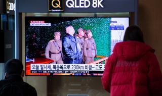Северна Корея отговори на обажданията на Южна Корея