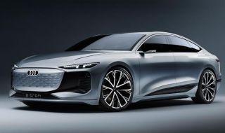 Ето го новото Audi A6
