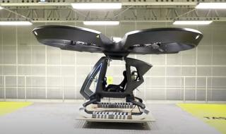 Представиха първия турски летящ автомобил (ВИДЕО)