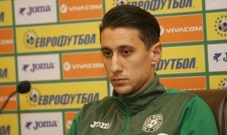 Славия е много близо до договор с Михаил Александров