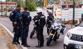 Протести и хаос в Париж