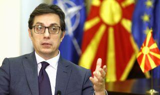 Македонският президент: България показва, че не може да излезе от времето на Тодор Живков