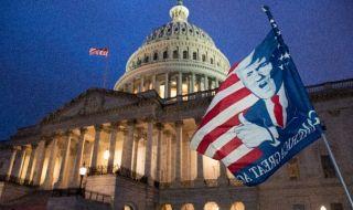 ФБР заведе 160 дела, свързани с щурма на Капитолия