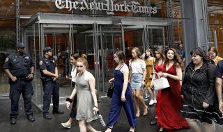 """Ню Йорк Таймс"" жертва журналисти заради политическа праволинейност"