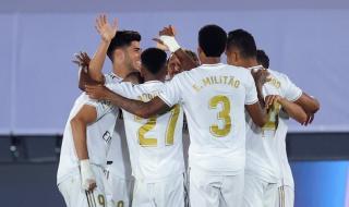 Реал Мадрид направи още една крачка към титлата в Испания