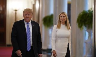Доналд Тръмп обмислял своята дъщеря за вицепрезидент