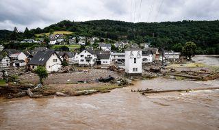 Най-малко 59 са загиналите при наводнения в Германия - 1