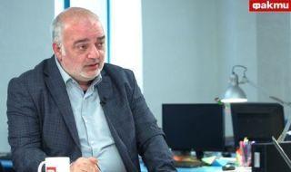 Арман Бабикян за ФАКТИ: За Борисов и Маринов разходката по анцуг е връщане в младостта. Очаквам да сложат и ланци