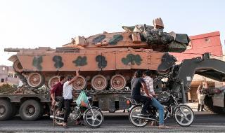 Сблъсък! Сирийската армия ще спира турската операция