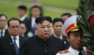Ким Чен Ун отново е в голямата игра