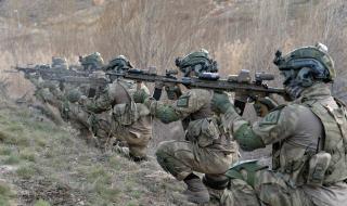 Турската армия предупреди Русия