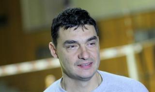 Владо Николов: Скоро Левски ще има по-добри условия от Тренто