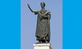 21 септември 19 пр. Хр.- Умира Вергилий